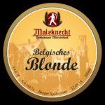 Blonde Etikett