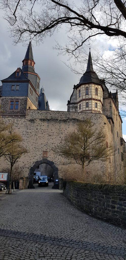 Schloss Romrod vorne