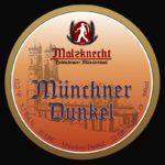 Etikett Münchner Dunkel