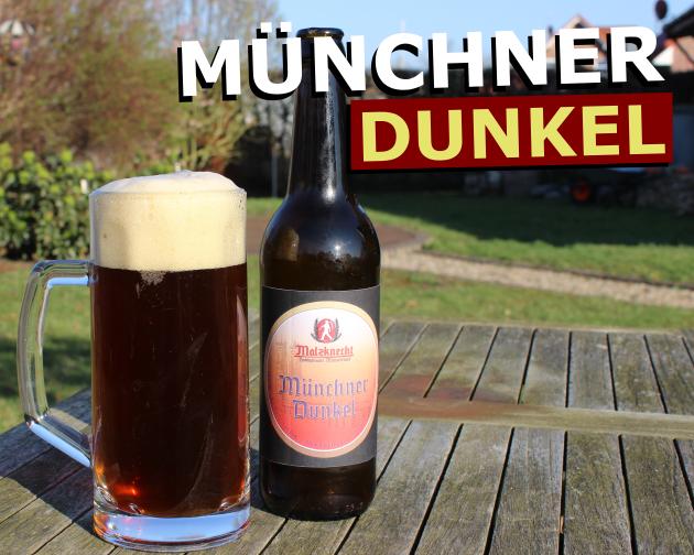 Münchner Dunkel Bier Rezept