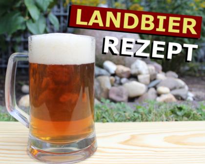 Landbier Rezept Tauroplu