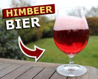 It's a Girl Himbeer Bier Rezept