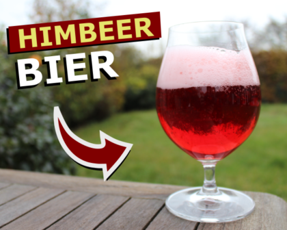 It's a Girl Himbeer Bier Rezept
