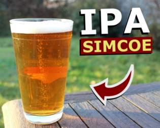 Simcoe IPA Rezept