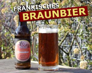 Fränkisches Braunbier - Dunkles Lager