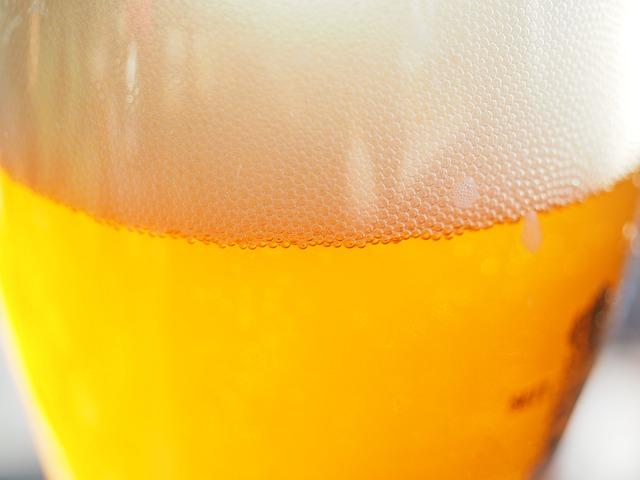Kohlensäure im Bier