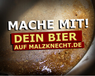 Dein Bier auf Malzknecht.de