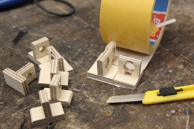 Kabelführung selber bauen