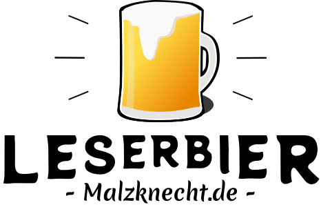 Leserbier Logo Schwarz