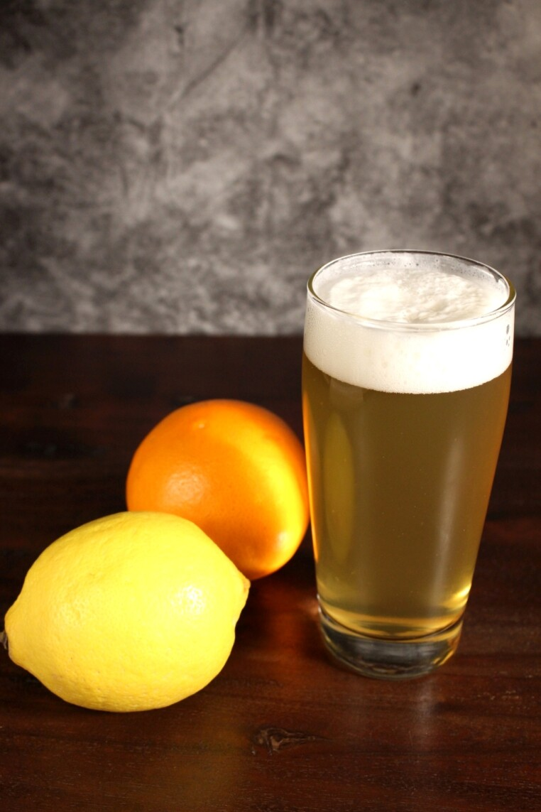 Radler ähnliches Bier