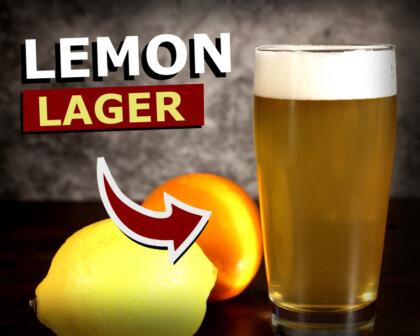 Lemon Lager Titelbild